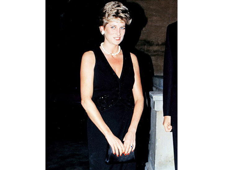 Princess Diana, 1994
