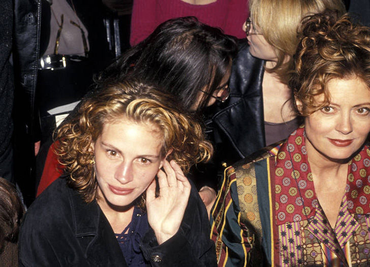 Julia Roberts and Susan Sarandon, 1994