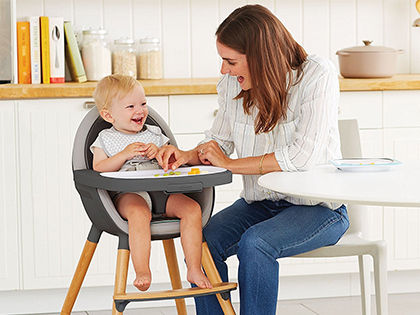 12 Best High Chairs for Kids: Mom's Guide 2018