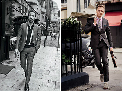 15 Celebrities Who Look Especially Sexy in Suits