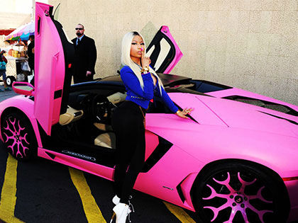 17 Female Celebrities Who Drive The Most Luxurious Cars In The World
