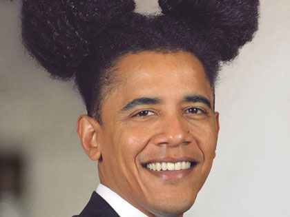 17 Photos! What If World Leaders Had Man Buns