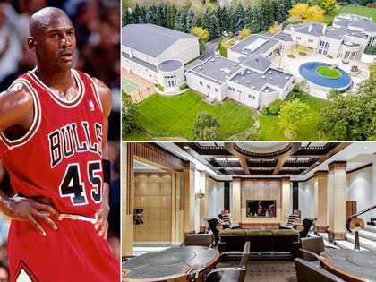 20 Most Luxurious Houses Of NBA Stars