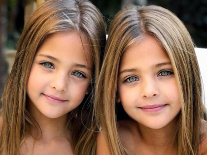 See What The World's Most Beautiful Twins Are Up To Now