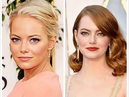 Blonde To Brunette: The Best Hair Decision These Celebs Have Ever Made