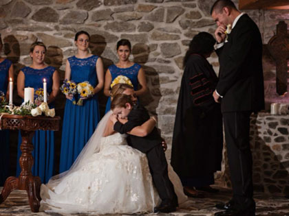 Bride Invites Groom's Ex To Wedding And Does Something Unexpected