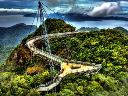 Cross If You Dare! 15 Of The Scariest Bridges In The World