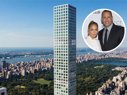 Step Inside J.Lo And A.Rod's $15.3 Million Park Avenue Condo