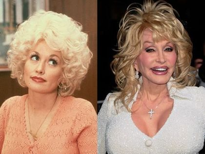 The Stunning Transformation Of Dolly Parton Over 50 Years