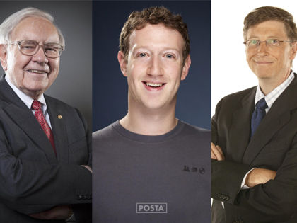 Top 15 Generous Billionaires in the World