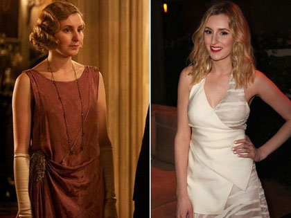 What These 26 Characters Of 'Downton Abbey' Look Like In 21st Century Attire